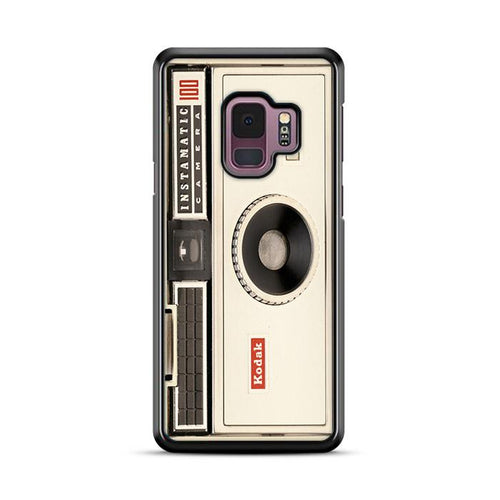 Photo Heritage Instamatic Full Res Samsung Galaxy S9 Plus hoesjes