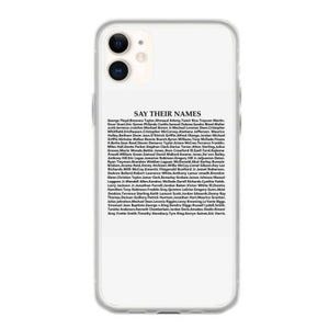 say their names iphone 11 hoesjes