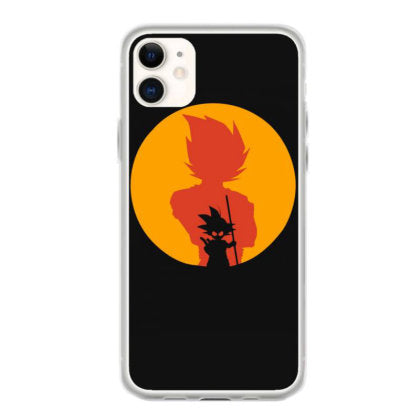 shadow goku iphone 11 hoesjes