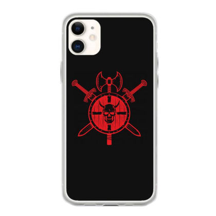 skull warrior iphone 11 hoesjes