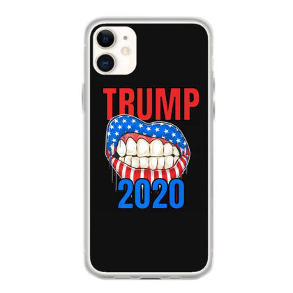 trump 2020 election american patriot iphone 11 hoesjes
