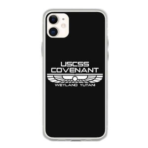 uscss text white iphone 11 hoesjes