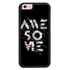 Awesome Quotes P1830 hoesjes iPhone 6, iPhone 6S
