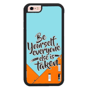 Be Your Self P1845 hoesjes iPhone 6, iPhone 6S