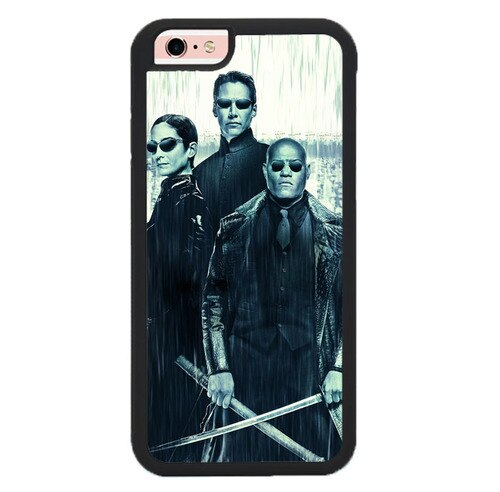 The Matrix Reloaded P1875 hoesjes iPhone 6, iPhone 6S