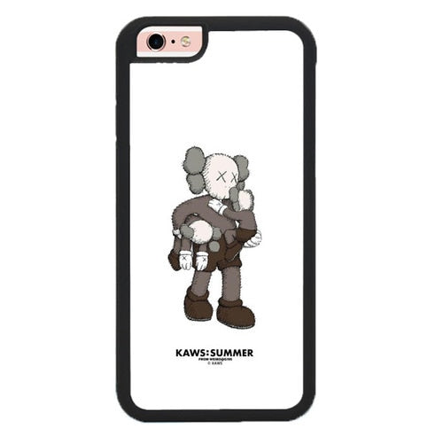 Kaws Summer Season P1967 hoesjes iPhone 6, iPhone 6S