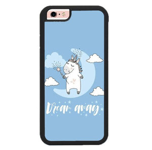 Dream Away Unicorn P2023 hoesjes iPhone 6, iPhone 6S