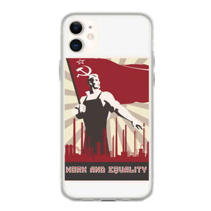 work and equality iphone 11 hoesjes