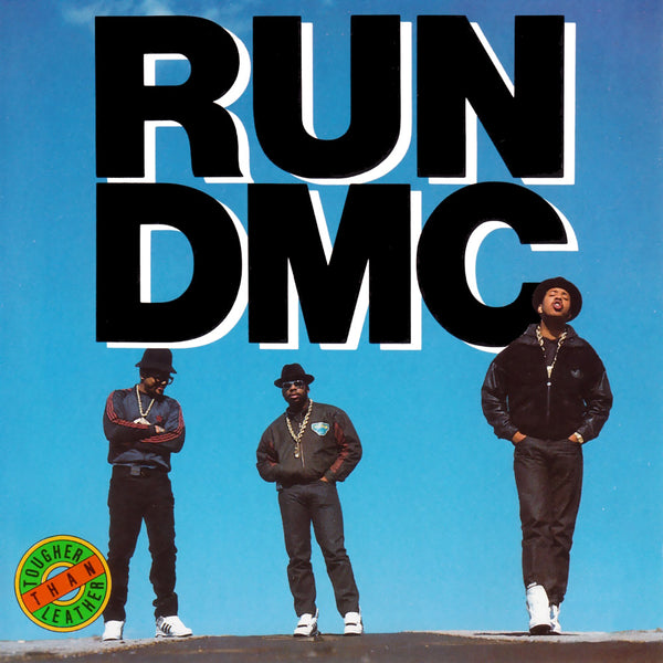Run-DMC ‎– Tougher Than Leather (Used)