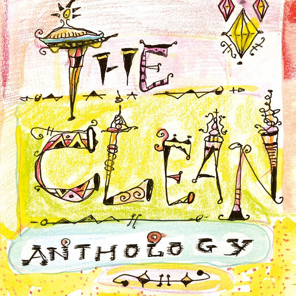 The Clean - Anthology (Boxset 4LP)
