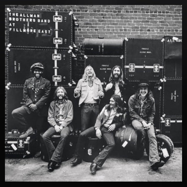 The Allman Brothers Band ‎– The Allman Brothers Band At Fillmore East (2LP) (Used)