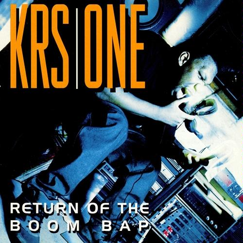 KRS-One ‎– Return Of The Boom Bap (2LP)