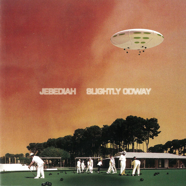 Jebediah ‎– Slightly Odway (CD)