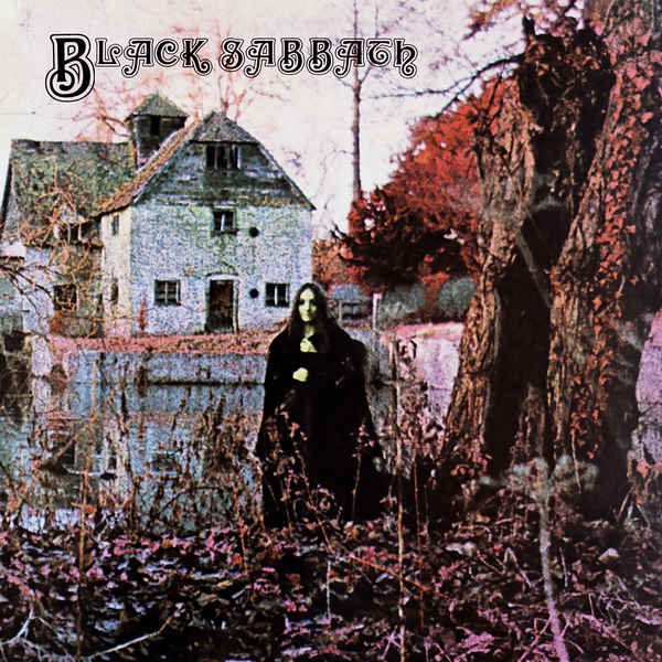 Black Sabbath ‎– Black Sabbath (Includes CD)