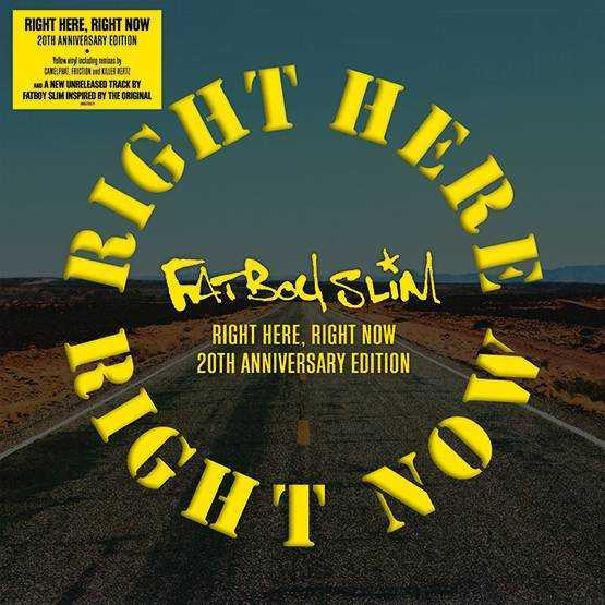 Fatboy Slim ‎– Right Here Right Now