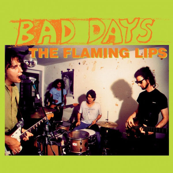 "The Flaming Lips - Bad Days 10"" (Coloured Vinyl)"