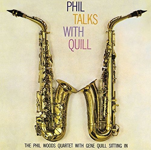 Phil Talks With Quill (Used)