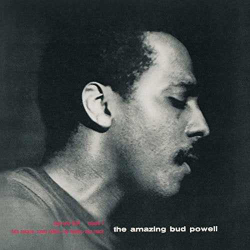 Bud Powell ‎– The Amazing Bud Powell, Volume 1