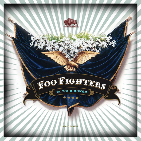 Foo Fighters - In Your Honor (2LP)