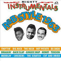 Various Artists - Mighty Instrumentals R&B Style 1963
