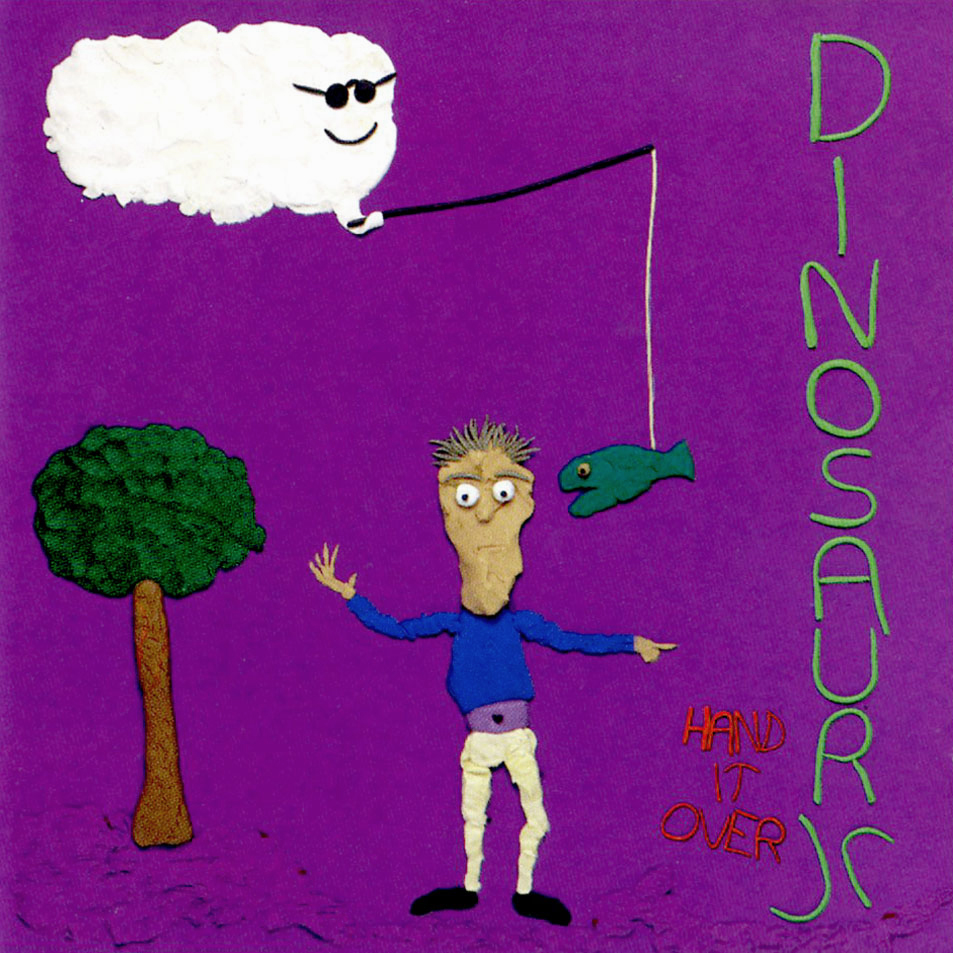 Dinosaur Jr. ‎– Hand It Over (Used)