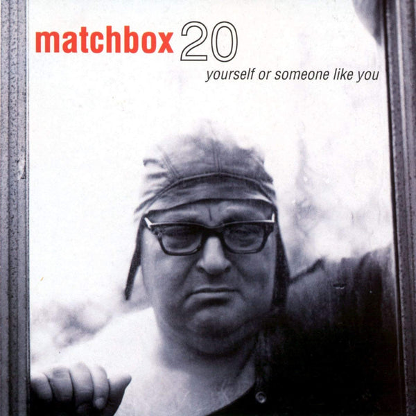 Matchbox 20 ‎– Yourself Or Someone Like You (Red Vinyl)