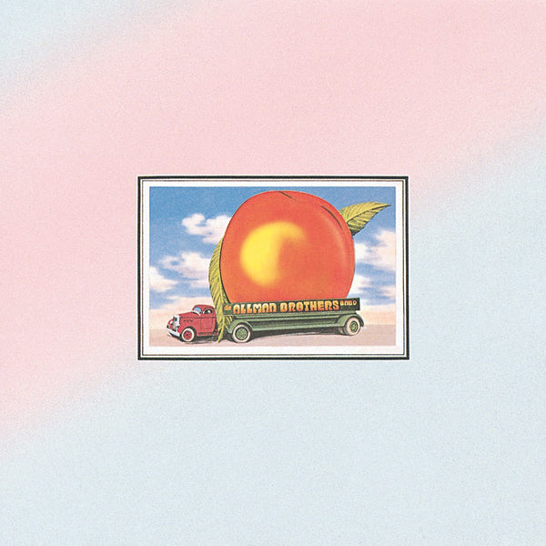 Allman Brothers Band ‎– Eat A Peach (2LP) (Used)