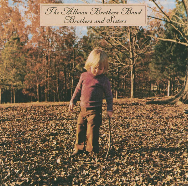 Allman Brothers - Brothers And Sisters (Used)