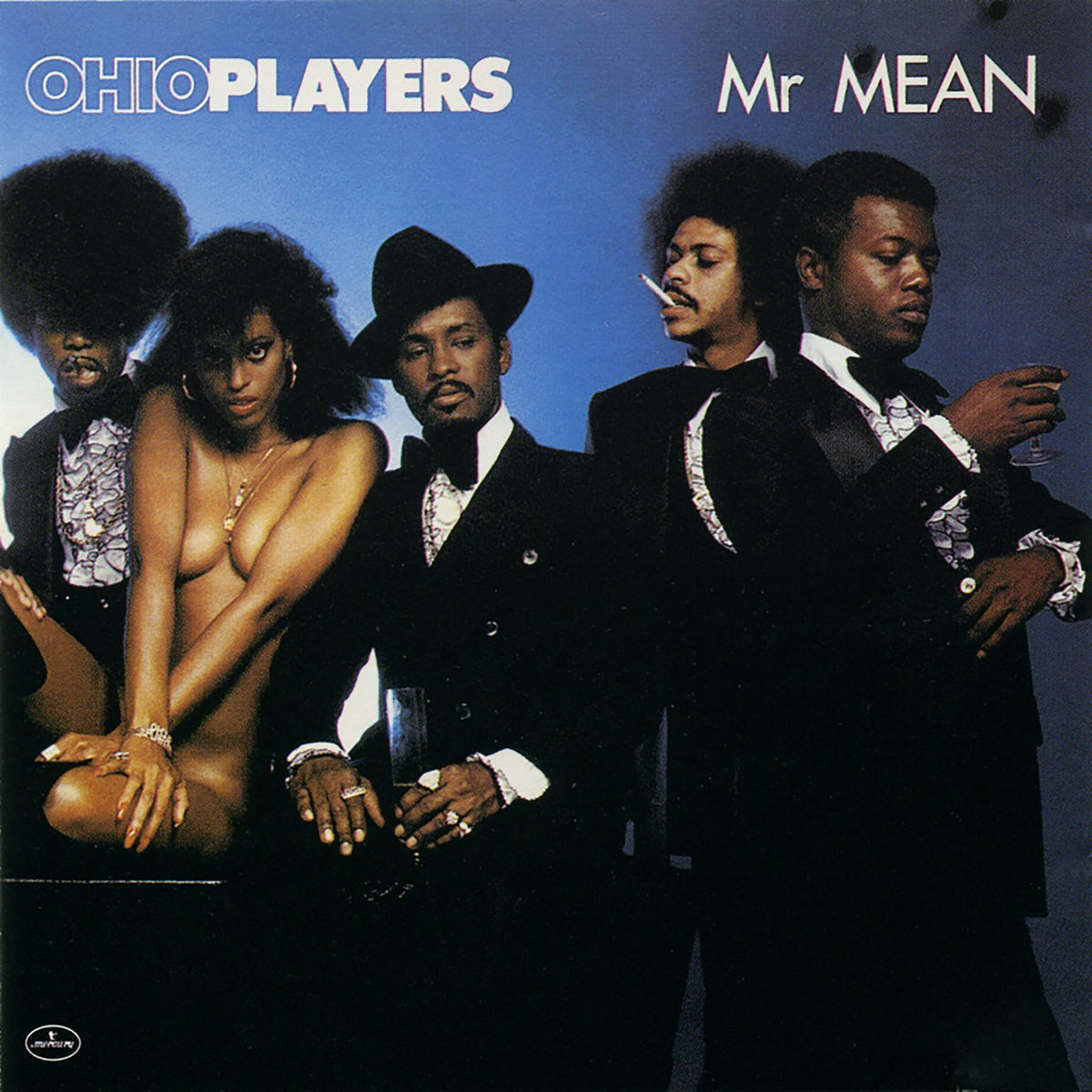 Ohio Players ‎– Mr. Mean (Used)