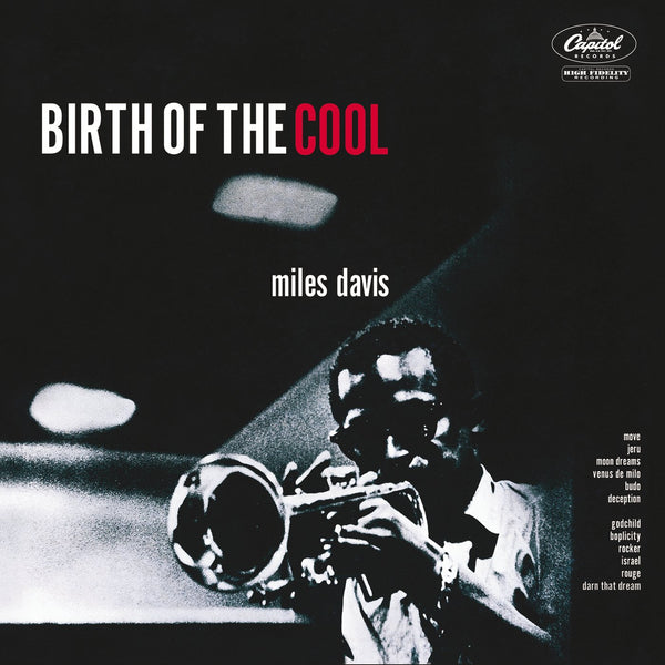 Miles Davis ‎– Birth Of The Cool