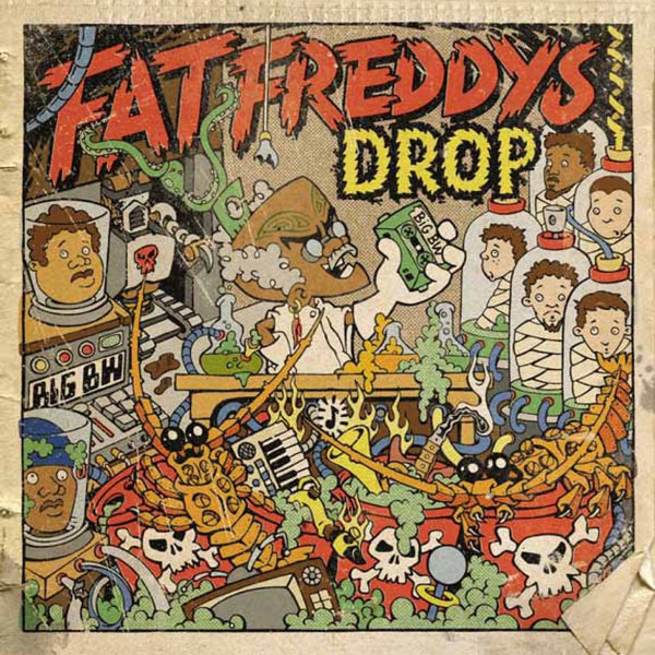 Fat Freddy's Drop ‎– Dr Boondigga and the Big BW