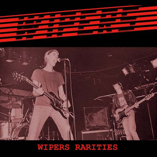 Wipers - Wipers Rarities (2LP)