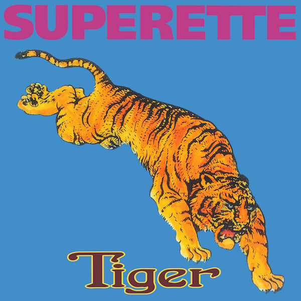 Superette - Tiger (Expanded Edition 2LP)