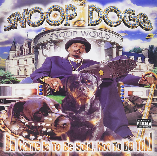 Snoop Dogg ‎– Da Game Is To Be Sold, Not To Be Told (2LP)