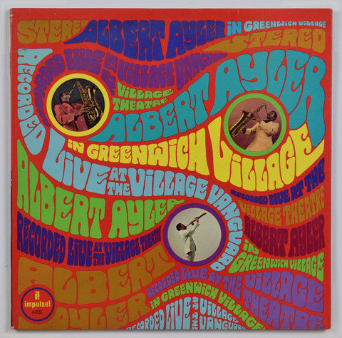 Albert Ayler - In Greenwich Village