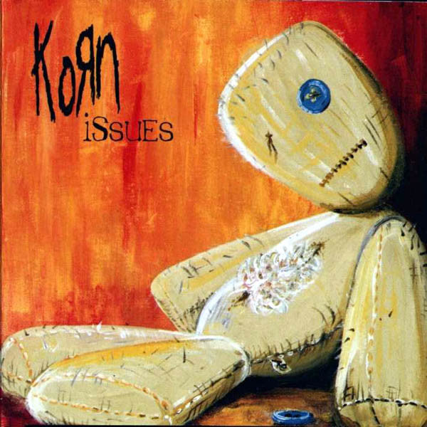 Korn - Issues (2LP)