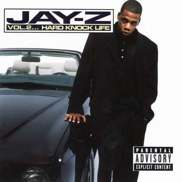Jay-Z ‎– Vol. 2... Hard Knock Life (2LP)