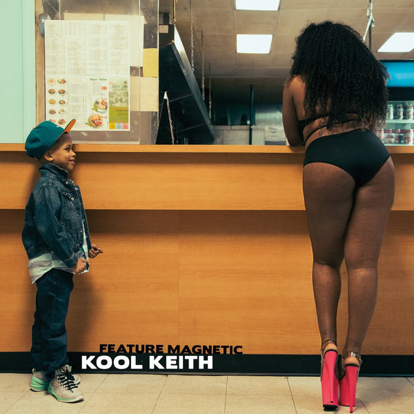 Kool Keith ‎– Feature Magnetic (Coloured Vinyl)