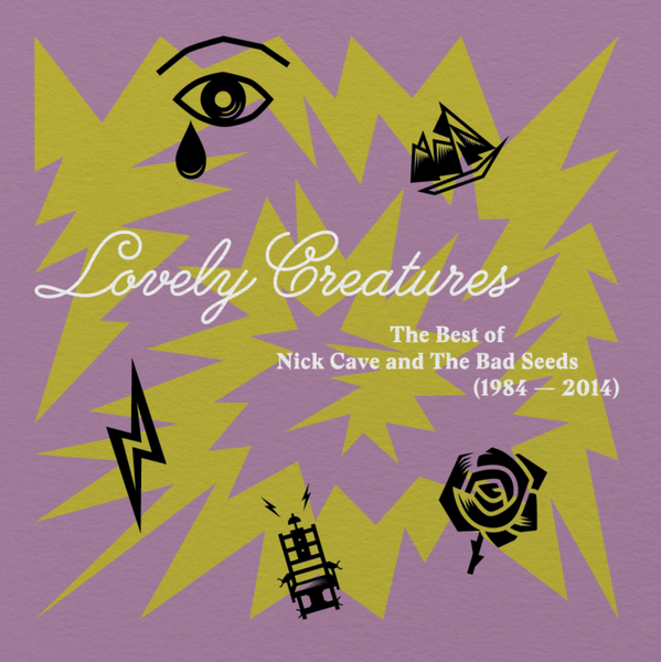 Nick Cave And The Bad Seeds ‎– Lovely Creatures: The Best Of Nick Cave & The Bad Seeds (3LP)
