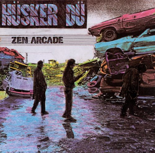 Zen Arcade is (2LP)