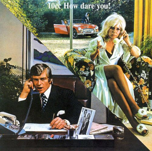 10cc ‎– How Dare You! (Used)