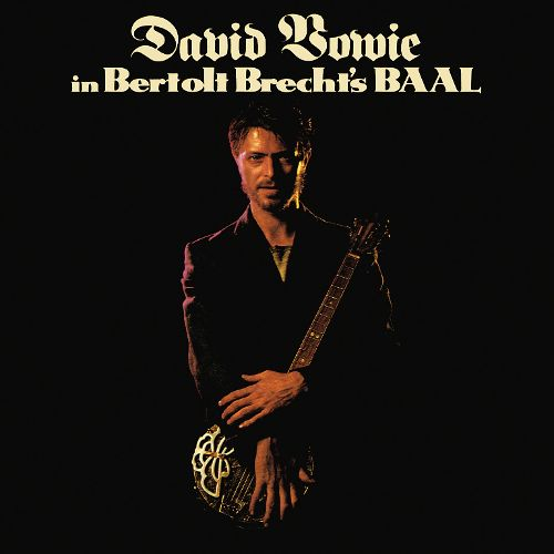 "David Bowie ‎– David Bowie In Bertolt Brecht's Baal (10"", 45 RPM, EP, Limited Edition )"