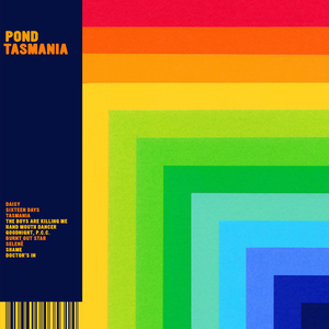 Pond  ‎– Tasmania (Coloured Vinyl)