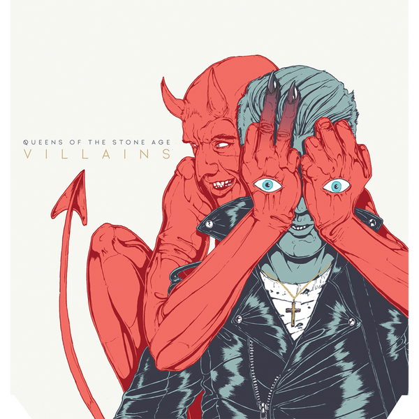 Queens Of The Stone Age ‎– Villains (2LP)