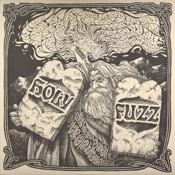 Various ‎– Holy Fuzz (Used)