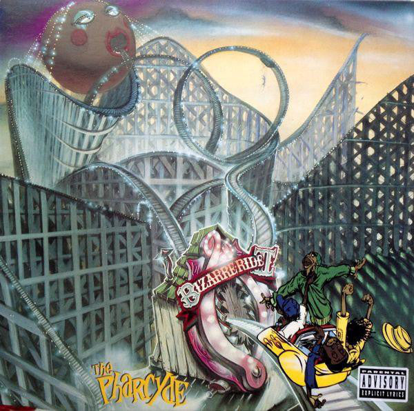 The Pharcyde ‎– Bizarre Ride II The Pharcyde (2LP) (Used)