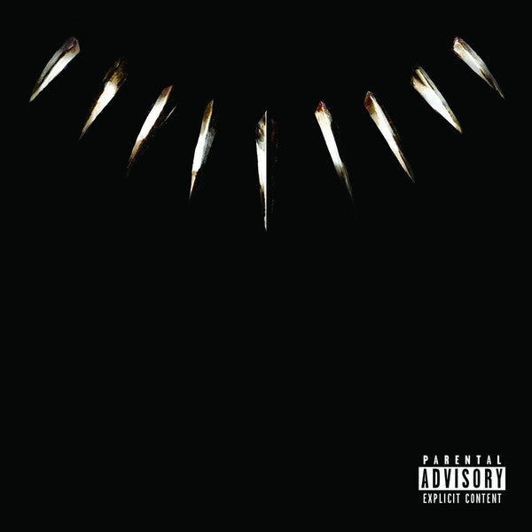 Soundtrack - Black Panther The Album (Music From And Inspired By)
