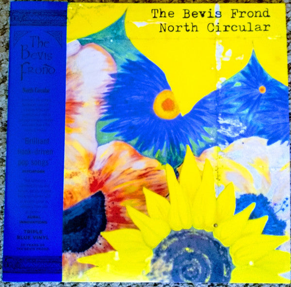 The Bevis Frond ‎– North Circular (3LP)