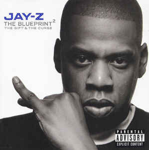 Jay-Z ‎– The Blueprint² The Gift & The Curse (Used) (4LP)