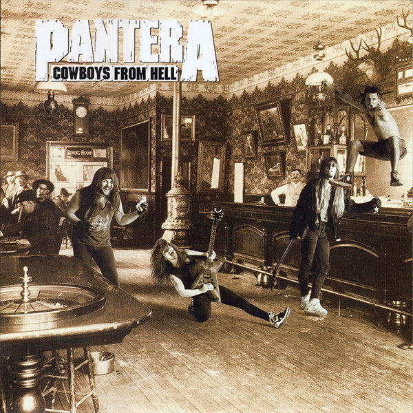 Pantera - Cowboys From Hell (2LP Gatefold)